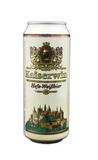 德国凯撒500ML听装白啤酒