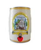 德国凯撒托姆5L桶装白啤酒