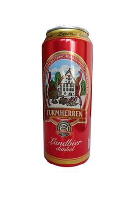 德国凯撒托姆500ML听装黑啤酒