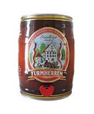 德国凯撒托姆5L桶装黑啤酒