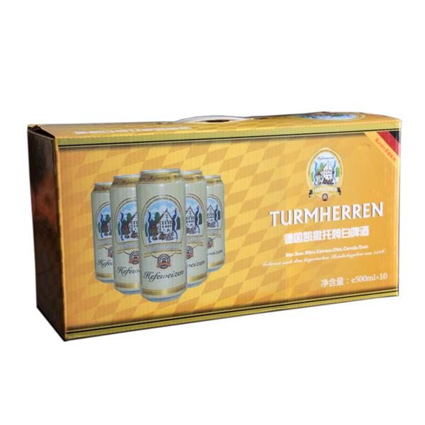 托姆500ML白啤礼盒-