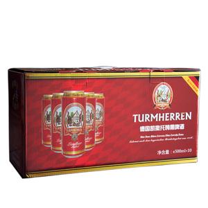 托姆500ML黑啤礼盒-